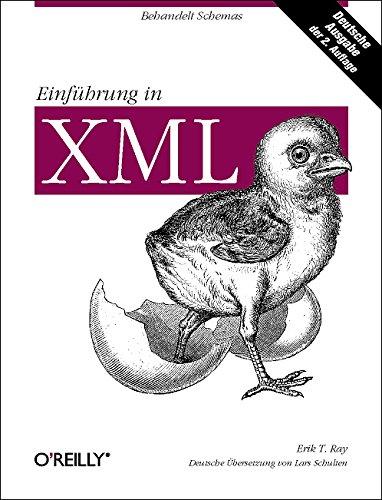 9783897213708: Einführung in XML