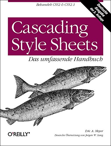 Cascading Style Sheets (2nd, 04) by Meyer, Eric A [Paperback (2004)] (3897213869) by Meyer, Eric A.