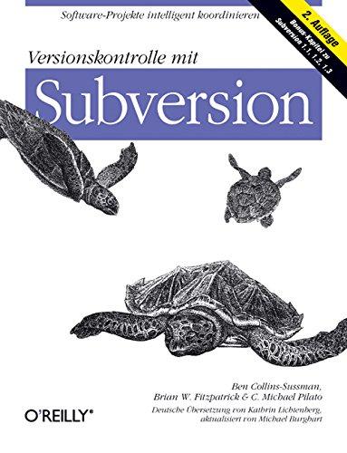 9783897214606: Versionskontrolle mit Subversion