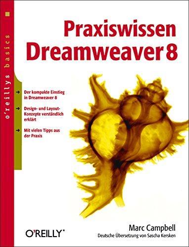 9783897214637: Praxiswissen Dreamweaver 8. oreillys basics.