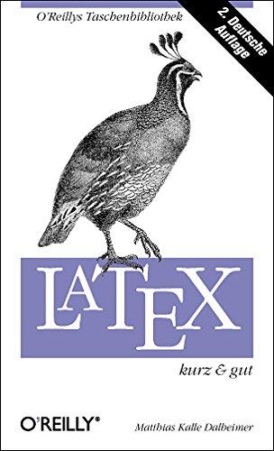 9783897215009: LaTeX kurz und gut