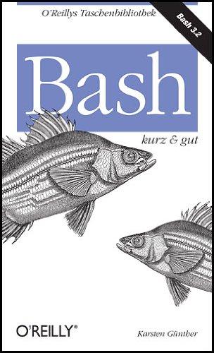 9783897215337: Bash - kurz & gut