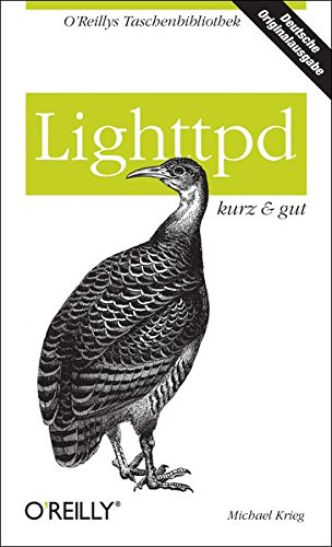 9783897215498: Lighttpd - kurz & gut