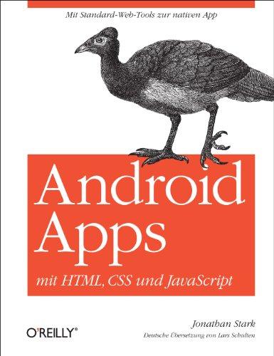 Android Apps mit HTML, CSS und JavaScript - Jonathan, Stark