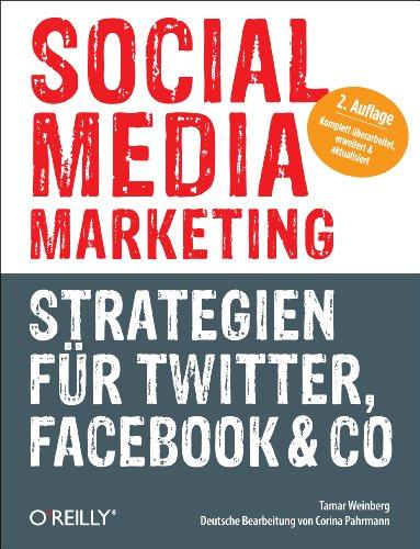 9783897215825: Social Media Marketing - Strategien für Twitter, Facebook & Co