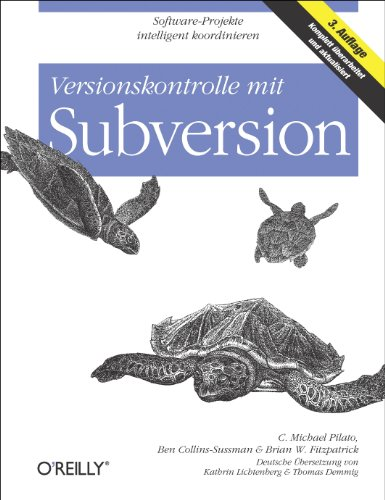 9783897218970: Versionskontrolle mit Subversion