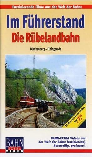 9783897244856: Im Führerstand - Die Rübelandbahn [Alemania] [VHS]