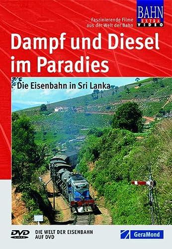 9783897245402: Dampf und Diesel im Paradies [Import allemand]