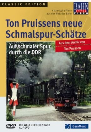 9783897246041: DVD Ton Pruissens n. Schmalspur-Schätze [Alemania]