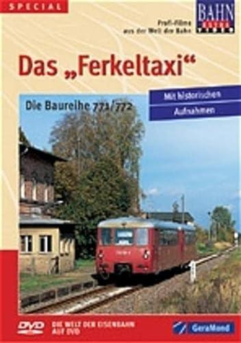 9783897246362: Das Ferkeltaxi - Die Baureihe 771/772 [Alemania] [DVD]