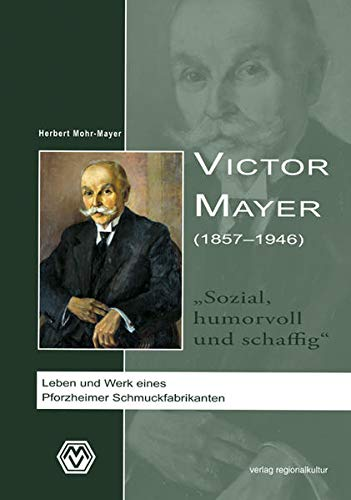 9783897355279: Victor Mayer (1957-1946)