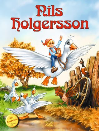 9783897364127: Nils Holgersson.
