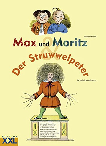 9783897366176: Max und Moritz & Der Struwwelpeter