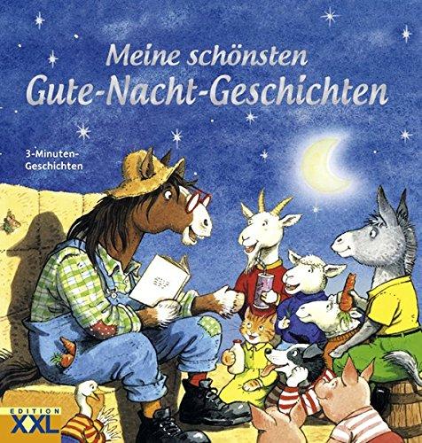 9783897366213: Meine schönsten Gute-Nacht-Geschichten: 3-Minuten-Geschichten