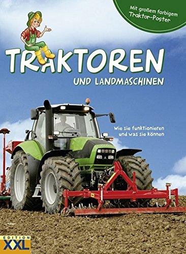 9783897366343: Traktoren und Landmaschinen