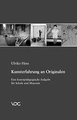 Kunsterfahrung an Originalen: Ulrike Hess
