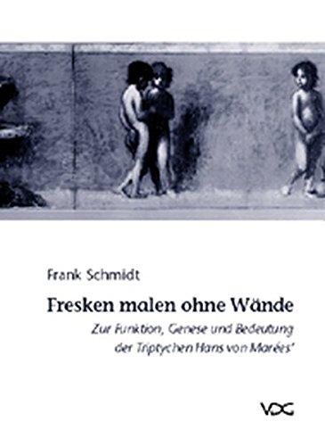 Fresken malen ohne Wände: Frank Schmidt