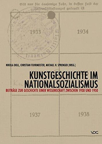 9783897394810: Kunstgeschichte im Nationalsozialismus