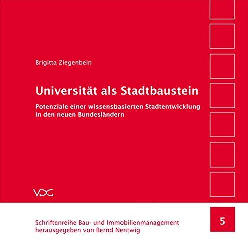 Universität als Stadtbaustein: Brigitta Ziegenbein