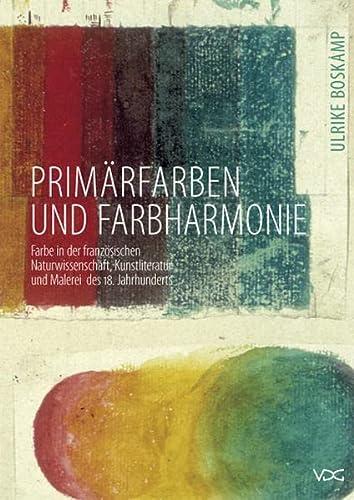 Primärfarben und Farbharmonie: Ulrike Boskamp