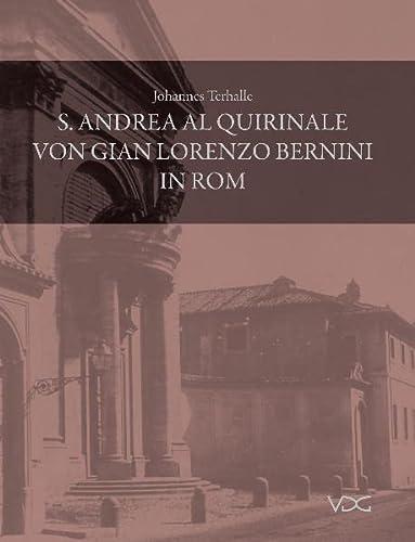 S. Andrea al Quirinale von Gian Lorenzo Bernini in Rom: Johannes Terhalle