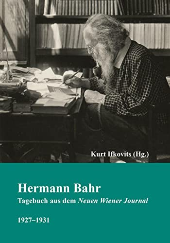 Tagebuch aus dem Neuen Wiener Journal: Kurt Ifkovits