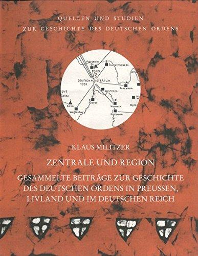 Zentrale und Region: Klaus Militzer