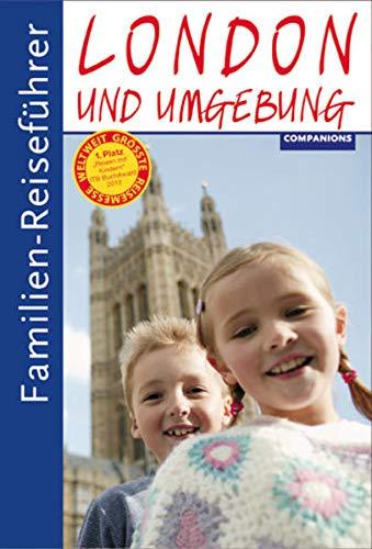 9783897406940: Familien-Reiseführer London und Umgebung