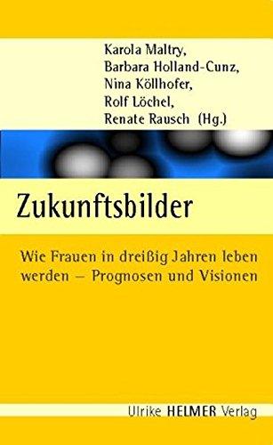 9783897411487: Zukunftsbilder.