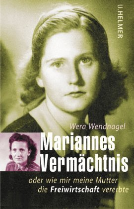 9783897413047: Mariannes Vermächtnis