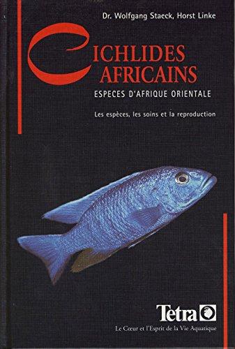 9783897451490: CICHLIDES AFRICAINS.ESPACES D'AFRIQUE ORIENTALE.