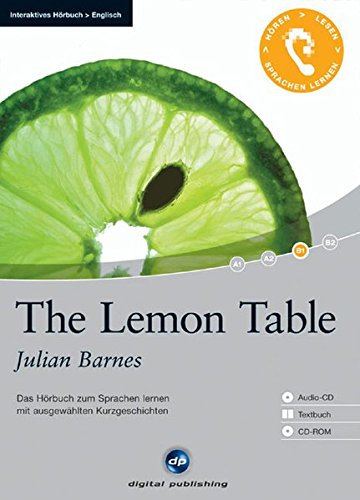 9783897475724: The Lemon Table. CD