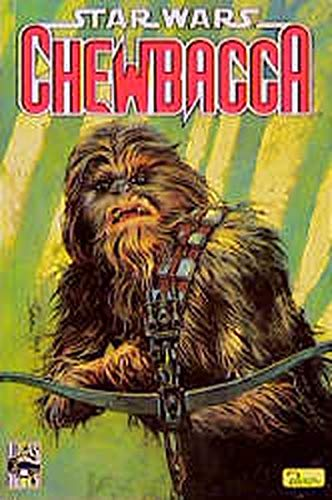 9783897483569: Star Wars Sonderband 04. Chewbacca.