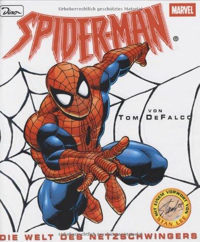 9783897485471: Spiderman, Die Welt des Netzschwingers