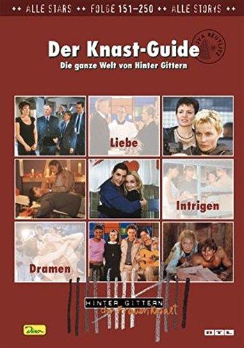 9783897487192: Hinter Gittern. Der Knast-Guide.