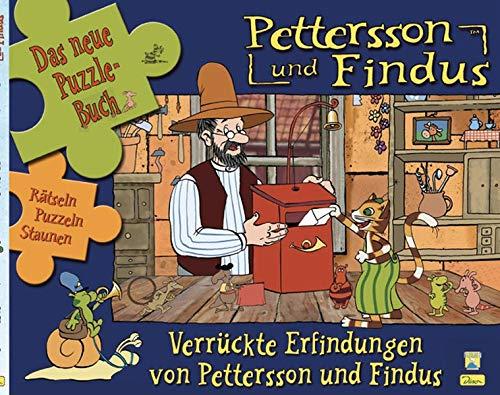 Pettersson und Findus. Puzzlebuch 02. (3897488167) by Petterson, Per