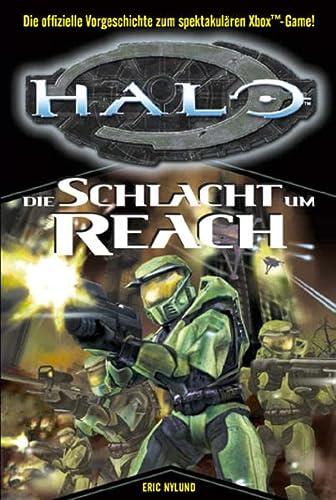 9783897488205: HALO 01. Die Schlacht um Reach