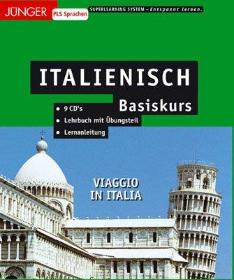 9783897494022: Italienisch Basiskurs. Buch und 9 CD's
