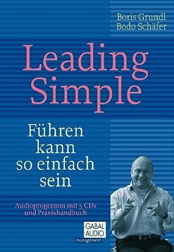 9783897497078: Leading Simple: Führen kann so einfach sein