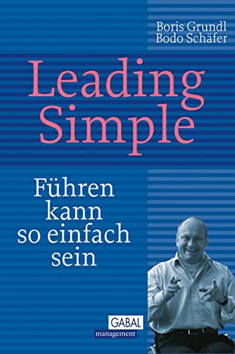 9783897497085: Leading Simple