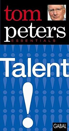 9783897498006: Talent: Tom Peters Essentials