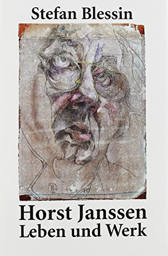 9783897570108: Horst Janssen. Leben und Werk