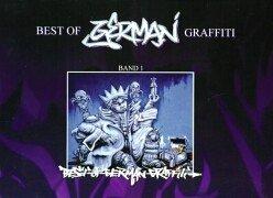 9783897571211: Best of German Graffiti 1