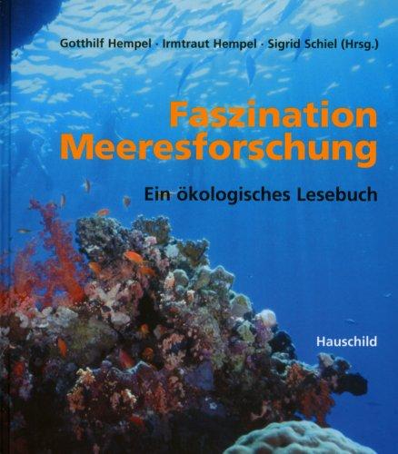 9783897573109: Faszination Meeresforschung: Ein ökologisches Lesebuch
