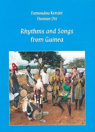 9783897601505: Rhythms And Songs From Guinea