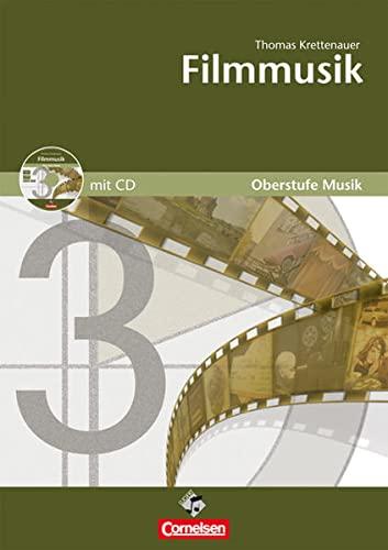 9783897603196: Oberstufe Musik: Filmmusik (Media-Paket best. aus Schülerband mit CD)