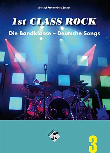 9783897603745: 1st Class Rock Band 3: Heft inkl. CD