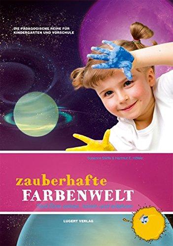 9783897604087: Zauberhafte Farbenwelt Buch inkl. CD