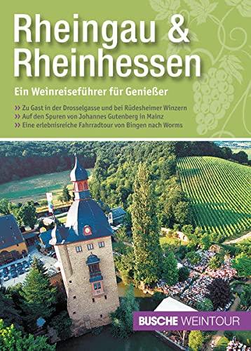 9783897642492: Busche Weintour Rheinhessen