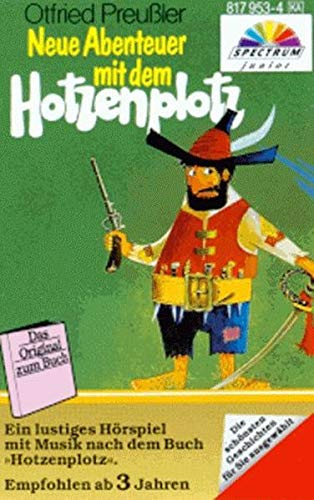 9783897650381: Räuber Hotzenplotz - Toncassetten: Hotzenplotz, Cassetten, Folge.3, Neue Abenteuer mit dem Räuber Hotzenplotz, 1 Cassette